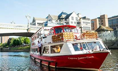 York Lunch Cruise for Two with City Cruises Amazing Experience 1