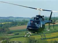 12 Mile Helicopter Theme Flight for One Experience Day