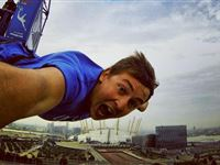 160ft Bungee Jump in London Next to The O2 Experience Day