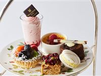 2 for 1 Afternoon Tea at Avista Restaurant at The Millennium Hotel Mayfair Experience Day