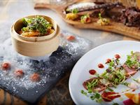 2 for 1 Deluxe London Dining Experience Experience Day