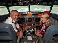 30 Minute Flight Simulator Experience in Northamptonshire