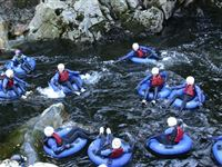 Adventure River Tubing and Cliff Jumping in Scotland