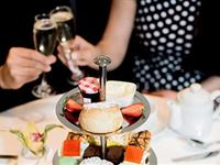 Afternoon Tea and Prosecco for Two at Kensingtons Cranley Hotel