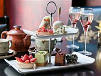 Afternoon Tea for Two with Champagne at Buddha Bar in Knightsbridge Experience Day