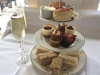 Afternoon Tea with Bubbly for Two at Milk  Sugar
