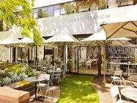 Afternoon Tea with Bubbly for Two at Urban Meadow Caf  Bar