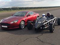 Aston Martin Drive  Ariel Atom Ride Experience Day