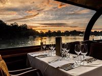 Bateaux Windsor Dinner Cruise on The Thames for Two Experience Day