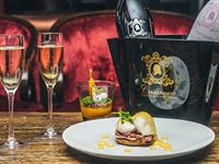 Bottomless Brunch with Unlimited Prosecco for Two at Sanctum Soho Hotel
