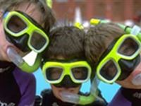 Bubblemaker Kids Scuba Experience for Two in East Anglia