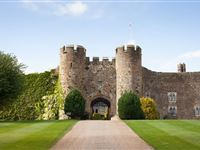 Champagne Afternoon Tea for Two at Amberley Castle