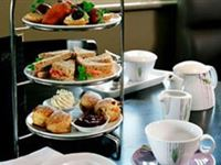 Champagne Afternoon tea for two at Lythe Hill Hotel in Surrey