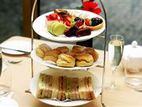 Champagne Afternoon Tea for Two at Shiva Kingsway Hall Hotel