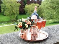 Champagne Afternoon Tea for Two at Ston Easton Park
