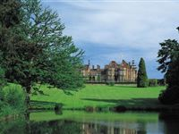Champagne Afternoon Tea for Two at Tylney Hall