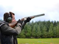 Clay Pigeon Shooting with Seasonal Refreshments Experience Day