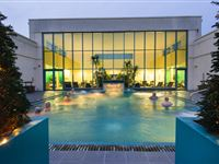 Deluxe Two Night Spa Break with Dinner at The Malvern Spa Hotel for Two