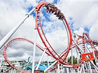Drayton Manor Park Ticket for One Adult Experience Day