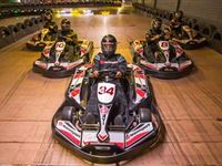 Electric Go-Karting Session
