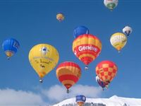 Fantastic Champagne Balloon Flight For One Experience Day