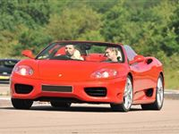 Ferrari Driving Thrill with Passenger Ride Experience Day