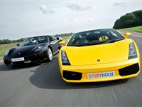 Ferrari  Lamborghini Thrill with Passenger Ride  Photo