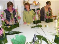 Flower Arranging Experience