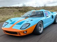 Ford GT40 Drive Experience Day