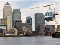 Helicopter Tour Over London for Two Experience Day