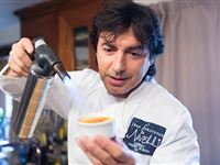 Intensive Cookery Masterclass with Jean-Christophe Novelli and Luxury Hotel Stay Experience Day