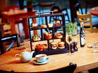 Italian Sparkling Afternoon Tea at Marco Pierre White Bardolino Birmingham Experience Day