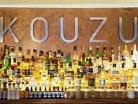 Japanese Whiskey Tasting for Two at Kouzu Restaurant