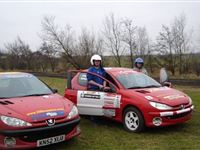 Junior Ferrari and Rally Car Thrill Experience Day