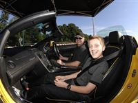 Junior Supercar Driving Thrill with Passenger Ride – Leicester Experience Day