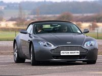 Lamborghini and Aston Martin Driving Thrill with Passenger Ride