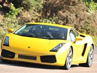Lamborghini Driving Thrill with Passenger Ride Experience Day