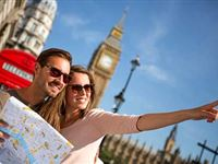 London City Break with Attraction Entrance and Afternoon Tea for Two