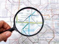 London Underground Treasure Hunt for Two Experience Day