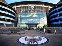 Manchester City Legends Stadium Tour and Lunch for Two