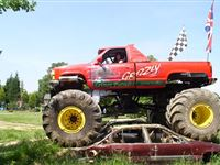 Monster Truck and Rally Kart Experience
