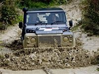 Mudmaster 4x4 Off Road Driving Experience at Brands Hatch