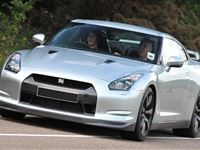 Nissan GTR Weekend Drive