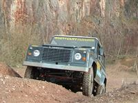 Off Road Driving Experience - UK Wide