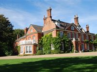 One Night Break with Dinner and Champagne for Two at The Norfolk Mead Hotel Experience Day