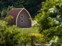 One Night Glamping at Stanley Villa Farm Camping