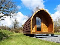 One Night Glamping Break at River View Touring Park