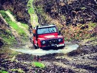 One-to-One Half Day Off Road Driving Experience in Kent Experience Day