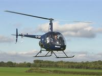 One-to-One Helicopter Flying Lesson Experience Day