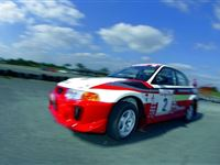 Rally Driving Thrill with Passenger Ride Experience Day